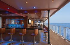The Best Cruise Lines Feature Nobu CuisineWest End Shows And More - Cruise ship wifi