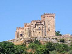 Castillo de Aracena. Huelva