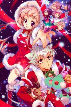 74 Best Anime Christmas Merii Kurisumasu Images Arte Delle