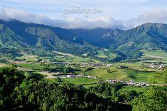 Landscapes of São Miguel, Azores