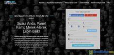 Tampilan Baru Website Online Survey ThePanelStation #PaidSurvey