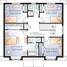 House Plans - Home Design 3704 Style Cape Cod, Drummond House Plans, Slab Foundation, Floor Plan Drawing, Traditional Style Homes, Building Section, Cost To Build, Construction Cost, Best House Plans
