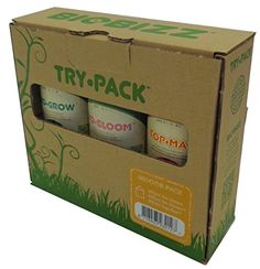 Biobizz NA TryPack Indoor Fertilizer 250ml 3Pack *** Details can be found by clicking on the image.