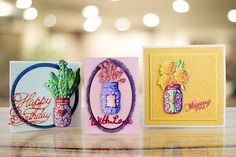 The wonderful Everyday Essentials Card Shape Collection. For more information visit www.tatteredlace.co.uk