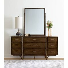 Stanley Furniture Santa Clara 9 Drawer Dresser | from hayneedle.com