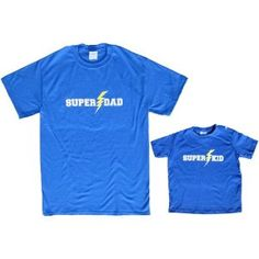 Super Kid Blue Shirt - Baby 24 mth, S/S (Apparel)