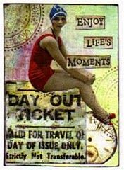 ATC #ATC #artist trading card