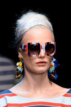 a09e476aaf99 Dolce   Gabbana at Milan Fashion Week Spring 2013