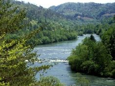 """The Hiwassee River flows into The Tennessee River. A 23-river mile section, from the N. C.  line to U.S. 411  @ Benton, TN is a Class III river. The  river is ideal for canoeing, rafting, fishing, hiking & photography. A  portion of the John Muir trail winds through the river gorge. The cool, clear river makes a horseshoe bend at the foot of Hood Mtn.  Anglers enjoy catches of lg mouth bass, yellow perch, catfish, brown & rainbow trout. Some even refer to The Hiwassee as """"the healing river""""."""