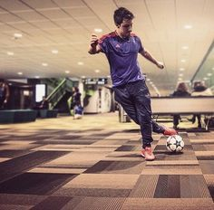 #freestyle #soccer #skilltwins