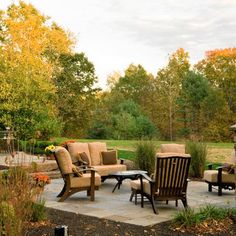 Patio Sitting Area Design Ideas, Pictures, Remodel, and Decor - page 11
