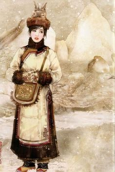 Women Dresses / Accessories  of China's 56 Ethnic Groups