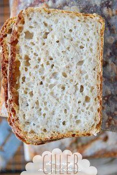 domowy chleb na zakwasie pyszny How To Make Bread, Food To Make, Bread Bun, Bread Baking, Bread Recipes, Banana Bread, Meal Prep, Rolls, Food And Drink