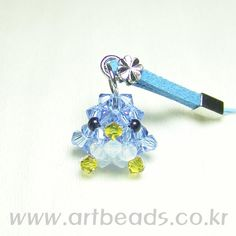 penguin Jewelry Making Tutorials, Beading Tutorials, Beaded Jewelry Patterns, Beading Patterns, Beaded Crafts, Jewelry Crafts, Beaded Animals, Beads And Wire, How To Make Beads