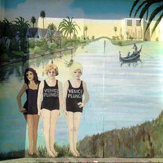 Venice in the '20s Mural