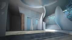 Pharmacy Gate Corporate Architecture Concept by Peter Stasek Architect Natural Structures, Concept Architecture, Entrance Hall, Design Awards, Pharmacy, Gate, Interior Design, Gallery, Building