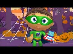 035 Super Why    The Ghost Who Was Afraid of Halloween