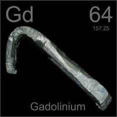 64   Gd - GadoIinium