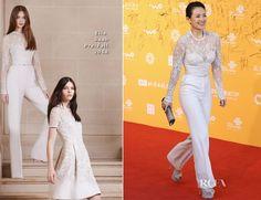 Zhang Ziyi In Elie Saab – 4th Beijing Film Festival