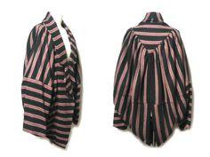 【楽天市場】新品 Vivienne Westwood Anglomania 「XS S」 パイレーツドルマンストライプ変形コート (pirates dolman stripe variant coat) ヴィヴィアンウエストウッドビビアン MANマン アングロマニア 税抜¥3000以上 日本全国【送料無料】■(G)K:JIMU