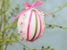 hang easter eggs - - Yahoo Image Search Results