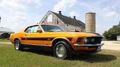 1970 Badass Twister 428CJ Mustang
