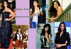 Katrina Kaif is celebrating her birthday today. Wishing her a very HAPPY BIRTHDAY.