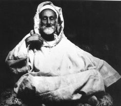 Moulay al-Arbi Darqawi (d. The Celebrated Friend of Allah, the Fabulous Gnostic, the Marvellous Sharif, Moulay al-Arbi ibn Mohammed Darqawi al-Idrissi al-Hassani, was one of the most inf… Spread Of Islam, Mystical Pictures, Sufi Saints, North Africa, Islamic Art, Quran, Old Photos, Peace And Love, Allah