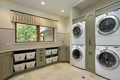 general idea for basket shelves  Laundry Room Sink And Base Design, Pictures, Remodel, Decor and Ideas - page 14