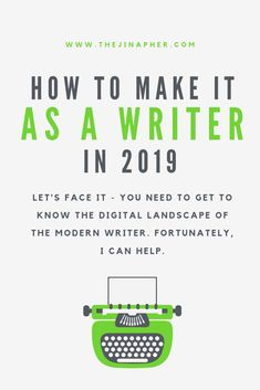 how to make it as a writer in 2019 newbie writer 2019 marketing hacks freelance writing writing tips digital marketing tips published author digital content marketing success as a writer how to get published writing help Writing Advice, Writing Resources, Writing Help, Writing A Book, Writing Prompts, Writing Humor, Writing Quotes, Writers Notebook, Writers Write