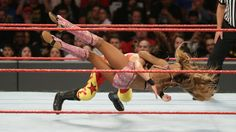 Bayley vs. Alicia Fox