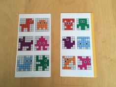 Kleuters digitaal! Codeer met Pixels - Kleuters digitaal! Computer Coding, Computer Science, Class Activities, Craft Activities For Kids, Toddler Art, Toddler Crafts, Lego Studios, Computational Thinking, Code Art