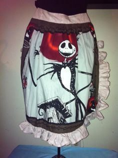 another cute apron for me!!