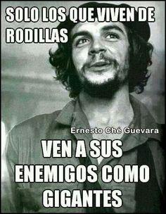 Ernesto Ché Guevara.