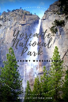 Read more about the Yosemite National Park, California is a beautiful place where one can see the Mirror Lake, the Half Dome, Vernall Falls, Yosemite Falls and relax in nature. Yosemite National Park: Hiking in Snowy Wonderland | Yosemite National Park California | Things To Do in Yosemite National Park | Jet-settera Travel Blog | Yosemite Travel Tips via @jetsettera7