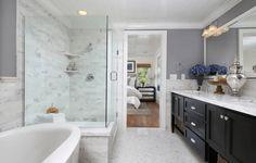 Los baños son una de las salas más populares y comúnmente remodeladas en el hogar. Y puesto que son un espacio de alto tráfico (y uno donde...