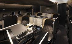 British Airways reveals new first class cabin design First Class Plane, First Class Airline, Flying First Class, First Class Seats, First Class Flights, British Airways, British Airline, Plane Seats, Airplane Interior
