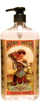 Home And Body Co World S Finest Soap In Ginger Rose Pd Package Design