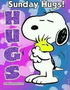 It's Sunday...give a hug!