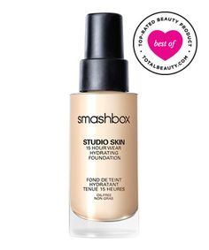 Best Foundation for Dry Skin No. 4: Smashbox Studio Skin 15 Hour Wear Hydrating Foundation, $42