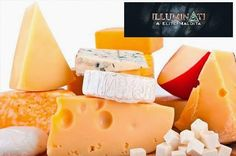 GENÉTICA OMG: Cientistas criam queijo real sem necessidade de leite animal