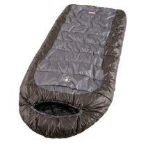 The Coleman Big Basin Large Extreme-Weather Hybrid Sleeping Bag will keep you plenty warm and comfortable and protected in temperatures down to Degree Fahrenheit. The construction on this sleeping bag is worthy of the Coleman name.