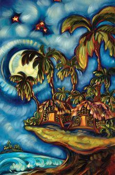 KIM McDONALD captures the magic of Maui...
