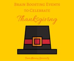 Brain Boosting Events toCelebrate Thanksgiving in New Jersey. This NJ educational and fun events surrounding turkey day in Jersey is compiled by Mommy University at www.MommyUniversityNJ.com