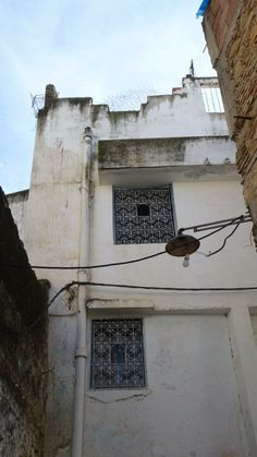 walking the little winding streets of Moulay Idriss