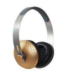 World's first recyclable material designer over-ear headphones by Michael Young