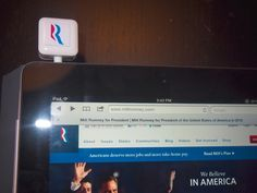 Romney Campaign Fundraises for Success With Square