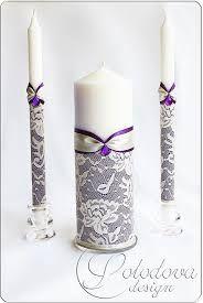 Resultado de imagen para сколько свечей на свадьбу