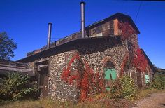 Mine Shops, Calumet, Michigan, Upper Peninsula, MI (5618)