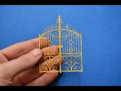 How to make photo etched parts at home - Great Guide Plastic Models - YouTube